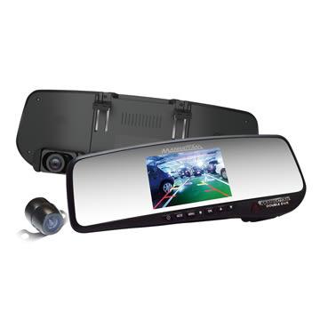 加贈32G 記憶卡 曼哈頓 MANHATTAN RS6D 雙鏡頭 前後同錄 高畫質 後視鏡 行車紀錄器