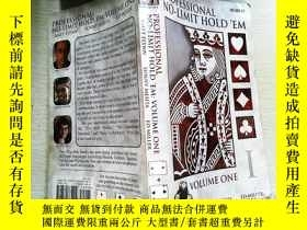 二手書博民逛書店Professional罕見No-Limit Hold em:Volume IY253683 Matt Fl