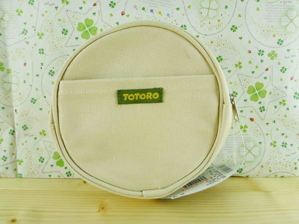 【震撼精品百貨】となりのトトロTotoro_化妝包-葉子藍