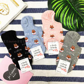 【KP】韓國 22-26cm 柴犬 可愛狗狗 滿版 黑 藍 粉 灰 短襪 成人襪 襪子 DTT1000012