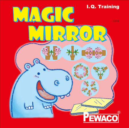 PEWACO(1009)Magic Mirror妙妙鏡-空間、數學、邏輯之益智桌遊