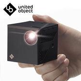 UO Smart Beam Laser NX 微型投影機(黑棕) + 超值配件組