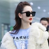 2021新款GM墨鏡女韓版潮大臉顯瘦v牌太陽眼鏡防紫外線ins明星同款 科炫數位