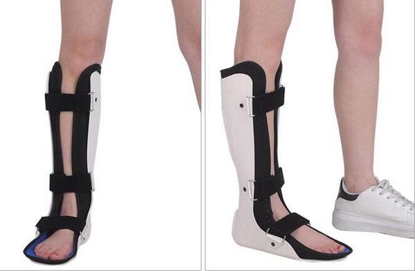 踝關節固定支具  骨折護具 矯正內外翻【藍星居家】