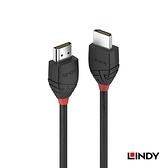 LINDY林帝 BLACK LINE HDMI 2.0(TYPE-A) 公 TO 公 傳輸線 5M