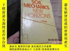 二手書博民逛書店soil罕見mechanics-new horizons 精 2