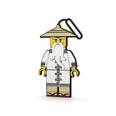 【LEGO】忍者電影胡·伽瑪當大師行李吊牌