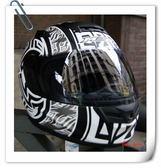 M2R安全帽,F2C,#9/平黑銀