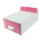 【DIY】床頭櫃造型置物盒/組(免運費)