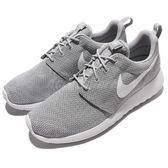 【六折特賣】Nike 休閒慢跑鞋 Rosherun 灰 白 運動鞋 輕量透氣 基本款 男鞋 【PUMP306】 511881-023