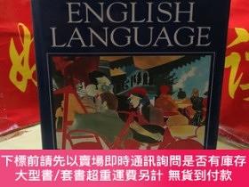 二手書博民逛書店The罕見Oxford Companion To The English Language (oxford Com
