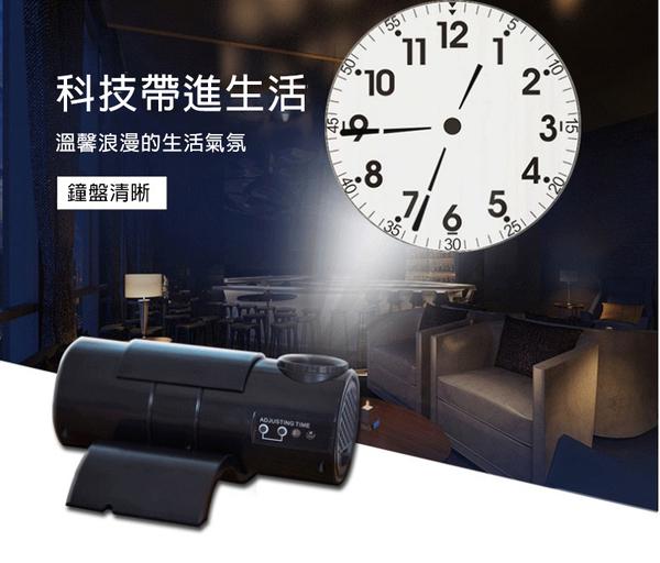 【Love Shop】第四代投影鐘 LED靜音光控電子時鐘 創意酒吧咖啡廳時尚鐘/鬧鐘/智能科技時鐘