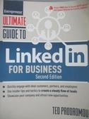 【書寶二手書T7/大學商學_XAL】Ultimate Guide to Linkedin for Business_Pr