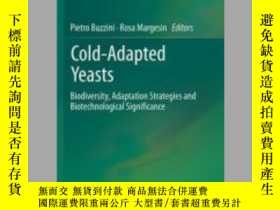 二手書博民逛書店Cold-adapted罕見YeastsY405706 Pietro Buzzini ISBN:978366