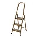 促銷到4月16日 C128741 Polder 三階輕量鋁梯 Polder 3-Step Ladder