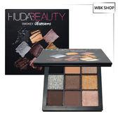 Huda Beauty 痴迷系列 9色眼影盤 #Smokey 10g Obsessions Eyeshadow Palette - WBK SHOP