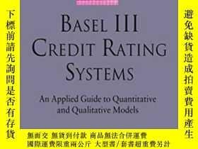 二手書博民逛書店Basel罕見Iii Credit Rating SystemsY255562 Luisa Izzi Aiaa