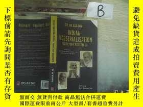二手書博民逛書店INDIAN罕見INDUSTRIALISATION TRAJECTORY REDEFINED 印度工業化軌跡重新定