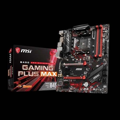 微星 B450 Gaming PLUS MAX 主機板