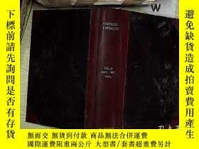 二手書博民逛書店FERTILITY罕見AND STERILITY VOL.27 JULY-DEC 1976 生育與不育卷,1976