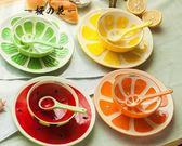 全館83折 陶瓷 米飯湯碗可愛陶瓷碗餐具套裝彩繪水果碗【櫻花本鋪】