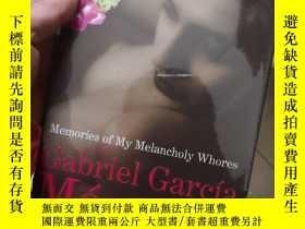 二手書博民逛書店memory罕見of my melancholy whoresY
