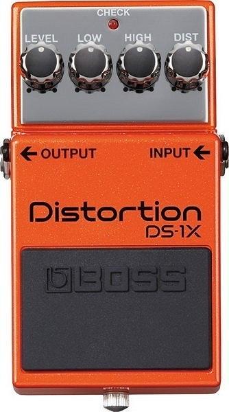 ☆ 唐尼樂器︵☆ BOSS DS-1X Distortion 破音 效果器 DS-1X