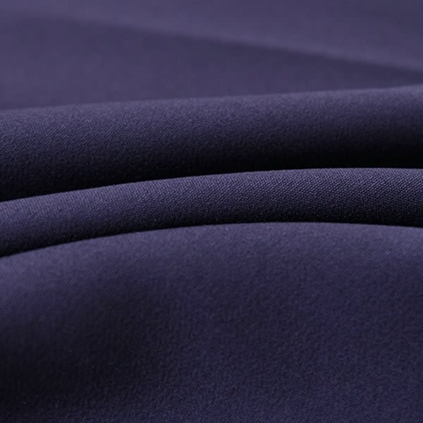 中大尺碼 (洋裝) 豎條紋假兩件式長袖洋裝- 適XL~4L《 18849G 》CC-GIRL