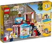 【LEGO樂高】CREATOR 甜蜜的驚喜 模組化街景 #31077