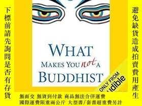 二手書博民逛書店What罕見Makes You Not A BuddhistY255562 Dzongsar Jamyang