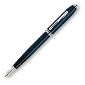 CROSS Townsend 濤聲系列 歐巴馬總統就職典禮紀念筆款子夜藍亮漆鋼筆 696-1