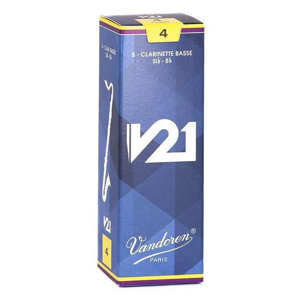 小叮噹的店 Vandoren BCL-V21 低音豎笛竹片 Bass Clarinet Reeds