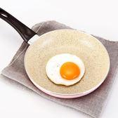 6,8寸麥飯石平底鍋牛軋糖千層蛋糕班戟不粘鍋小煎鍋電磁爐煎蛋鍋igo      蜜拉貝爾