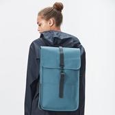 正品全新二代丹麥戶外品牌RAINS BACKPACK 戶外防水運動電腦女男後背包