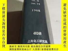二手書博民逛書店PRODUCT罕見ENGINEERING.Vol.39 Nos.