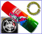 【吉特汽車百貨】ABRO耐熱噴漆《紅色》耐熱800度F 卡鉗/輪圈/避震噴漆 美國進口