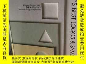 二手書博民逛書店Prints罕見Best LOGOS & SYMBOLS 6 【打印的最佳標誌與符號】Y257720 Prin