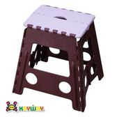 KEYWAY 休閒摺合椅 紫色款 PP-0119 39x32.2x39.5cm