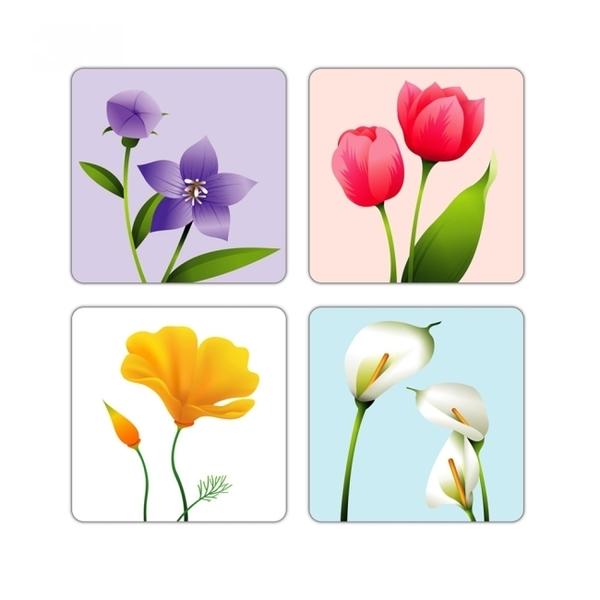3M 防滑貼片-花 (24片)