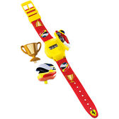 兒童手錶 Ferrari 法拉利 小小賽車手酷炫電子錶-32mm 0810004