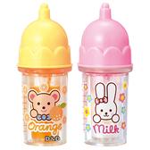 《 日本小美樂 》小美樂配件 - 橘子汁及牛奶瓶 2016    /   JOYBUS玩具百貨