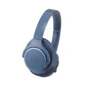 全新 鐵三角 ATH-SR30BT 藍色 輕量化 無線藍牙耳罩式耳機 台灣鐵三角公司貨