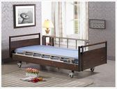 電動床/ 電動病床(ABS底板系列)豪華型三馬達 ODM木飾造型板  贈好禮