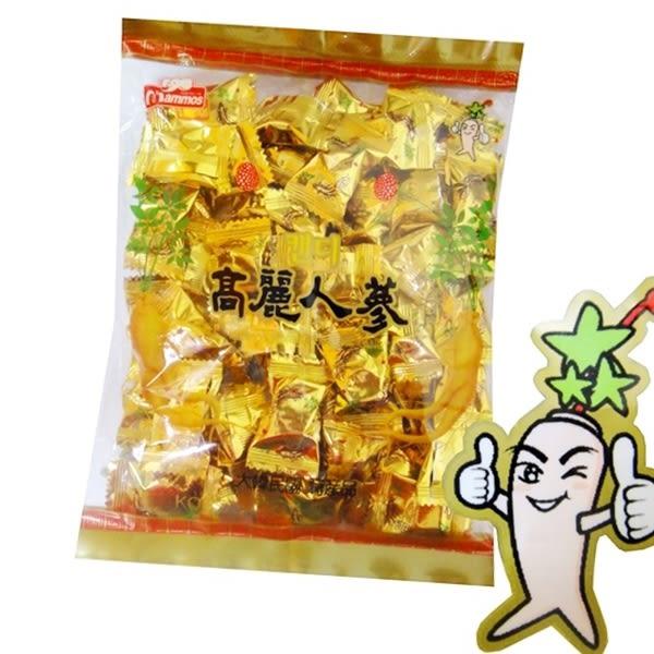 韓國Mammos 高麗人蔘糖(250g) 韓國國民美食
