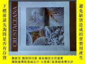 二手書博民逛書店Crustaceana罕見(Journal)Volume 90 2017-part 13 甲殼動物Y14610