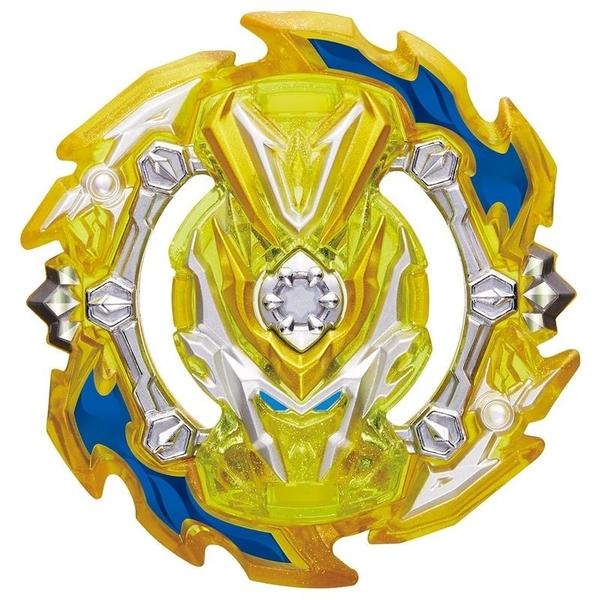 戰鬥陀螺 BURST#143-2 皇牌武神 閃 確定版結晶輪盤強化組 超Z覺醒 BEYBLADE TAKARA TOMY