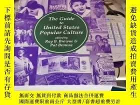 二手書博民逛書店The罕見Guide to United States Popular CultureY21714 edite
