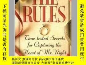 二手書博民逛書店罕見二手!The Rules: Time-Tested Secr