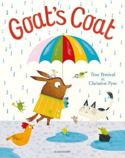【麥克書店】GOAT'S COAT /英文繪本《主題:品格教育.分享》
