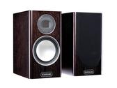 英國Monitor Audio 桃園新竹名展音響推薦 新款金Gold 100 書架型喇叭/對